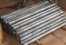 Металлические заборные столбы