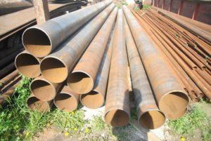 Труба 273 цельнотянутая, толщина стенки 9-10 мм