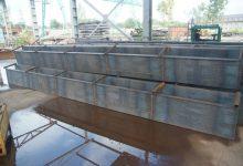 Лотки мостового водоотвода